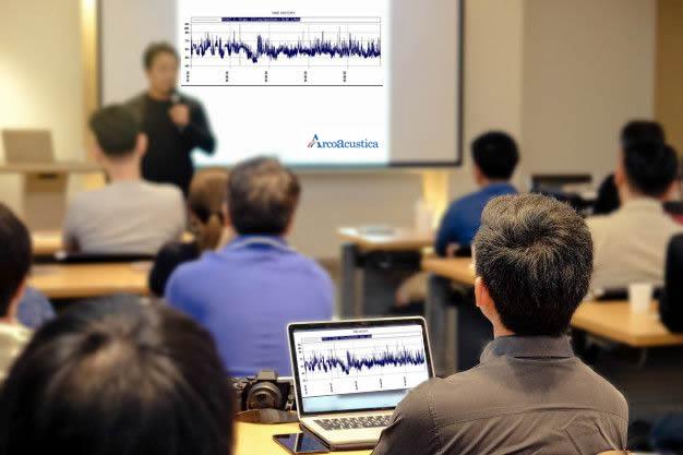 Formazione rilevamento acustici tecnici