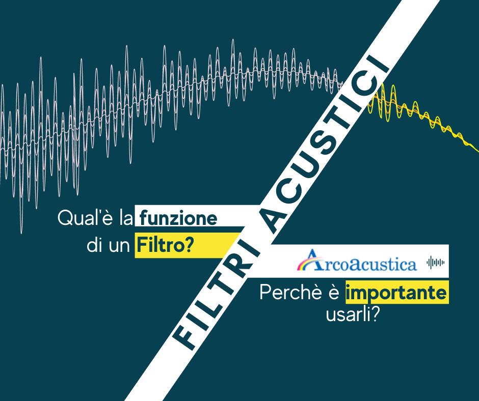 filtri acustici